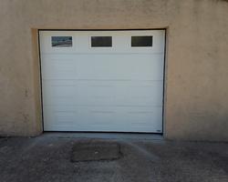 Alp Concept Menuiseries - Château-Arnoux - Porte de garage