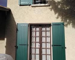Alp Concept Menuiseries - Château-Arnoux - Volet battant