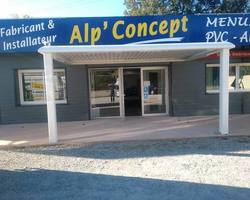 Alp Concept Menuiseries - Aiglun - pergolas